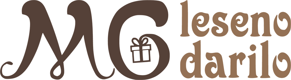 mg leseno darilo logotip