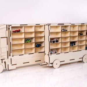 leseno darilo tovornjak
