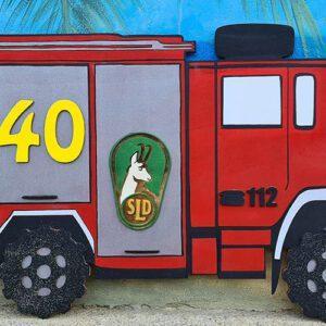 leseno darilo znak za obletnico gasilec 3