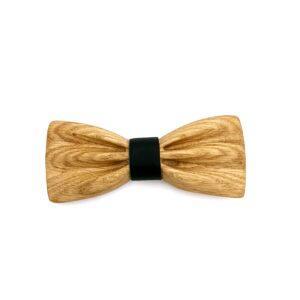 Leseni metuljček Oakie unikatni leseni nakit